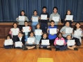 April Character Awards - Encouraging