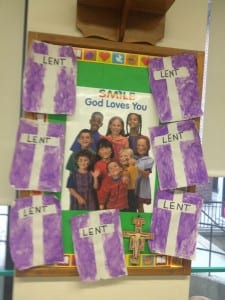 Our Lenten Crosses